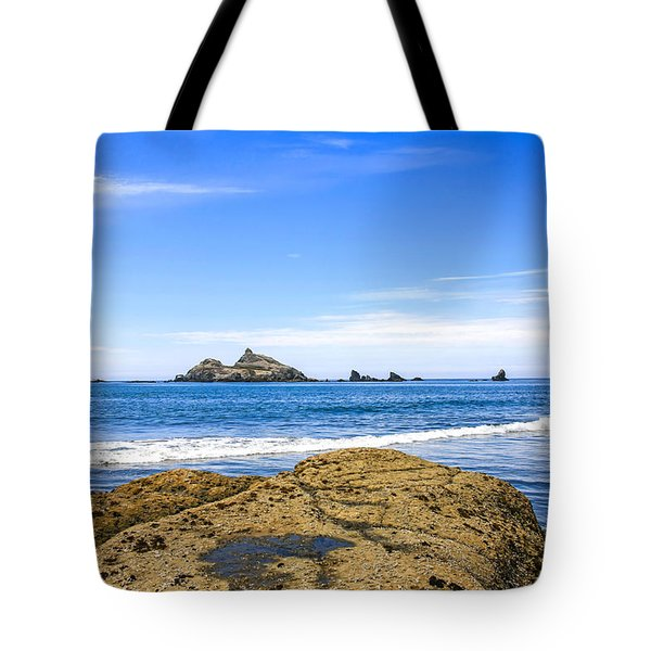 Pacific North West Coast Tote Bag