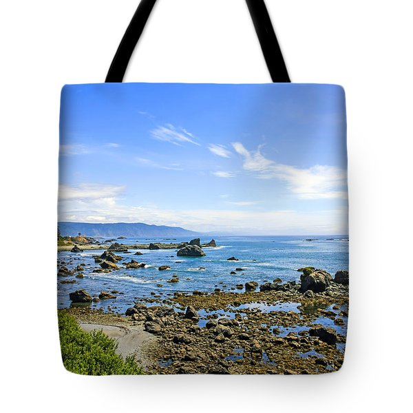 Pacific Northwest Tote Bag by Chris Smith