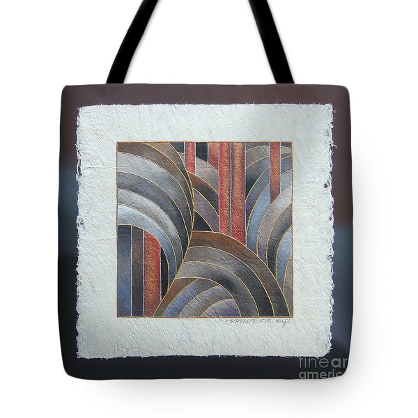Pacific Palms II Tote Bag
