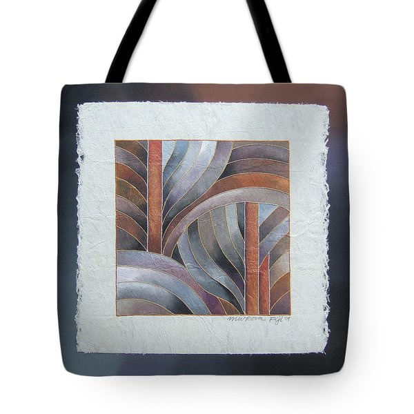 Pacific Palms IIi Tote Bag