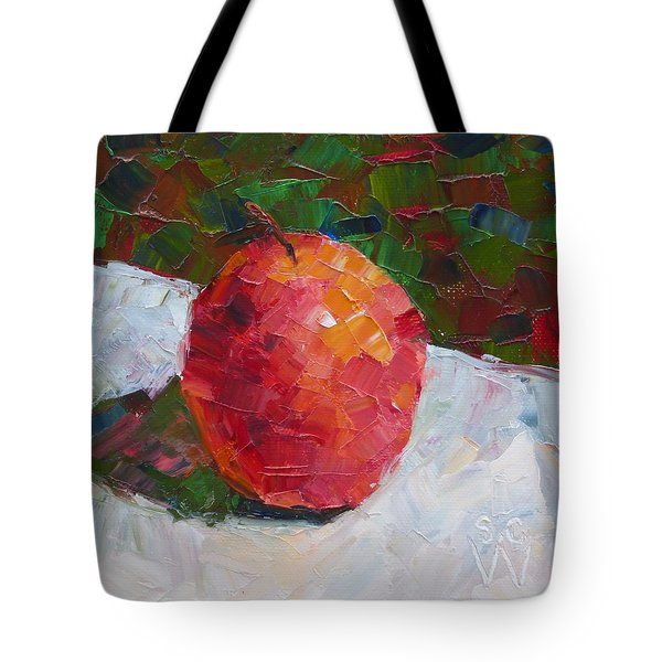 Pacific Rose Bold Tote Bag