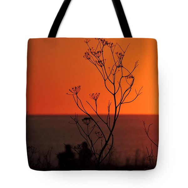 Pacific Sunset Tote Bag