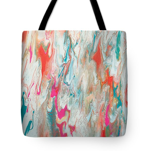 Pacin The Cage Tote Bag