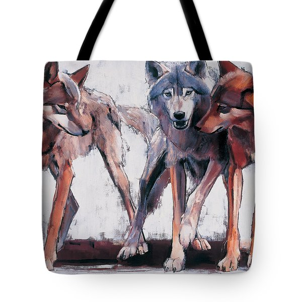Pack Leaders Tote Bag
