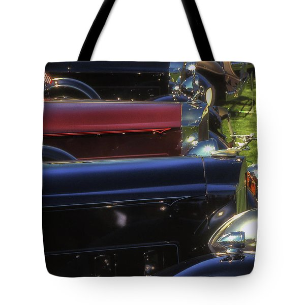 Packard Row Tote Bag
