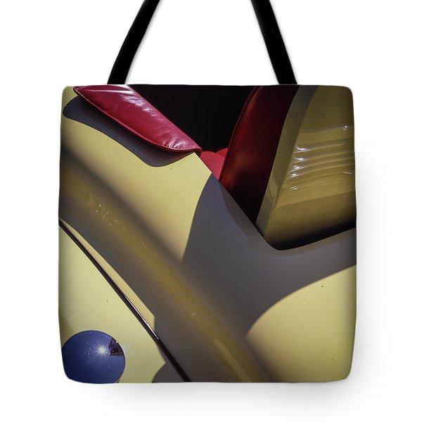 Packard Rumble Seat Tote Bag
