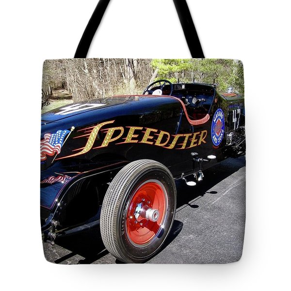Packard Speedster  Tote Bag