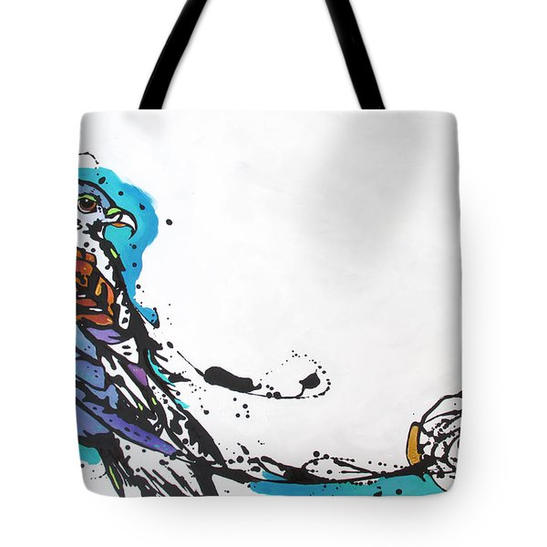 Packs A Punch Tote Bag