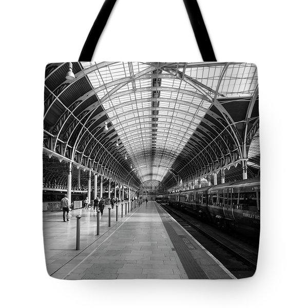 Paddington Station Tote Bag