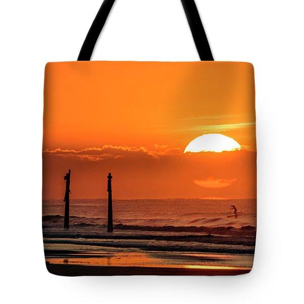 Paddle Home Tote Bag
