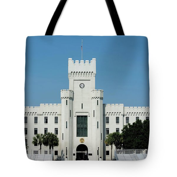 Padgett-thomas Barracks Tote Bag