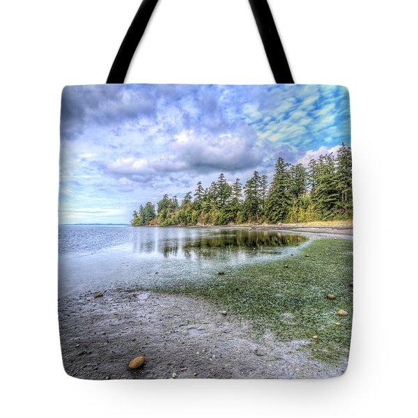 Padilla Bay Tote Bag