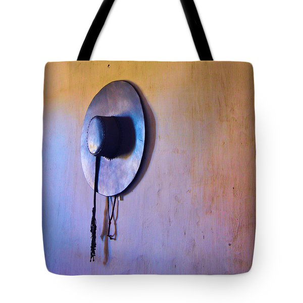 Padre's Hat Tote Bag by Josephine Buschman