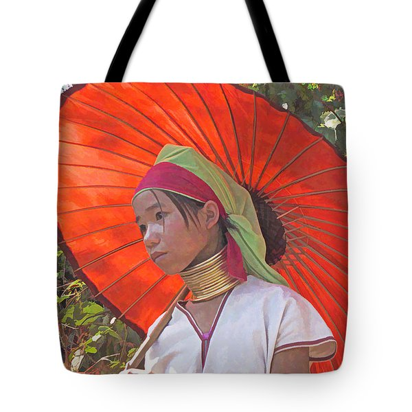 Paduang Teen Tote Bag