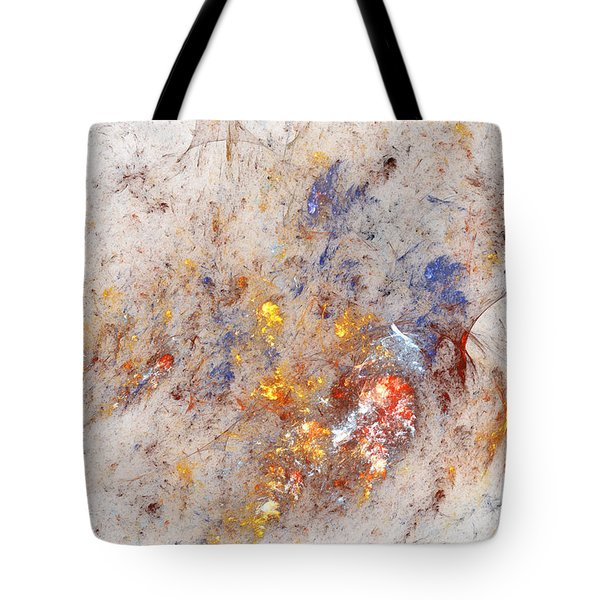 Paean To Pollack Tote Bag by Casey Kotas