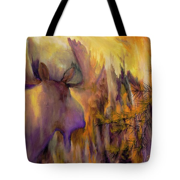Pagami Fading Tote Bag