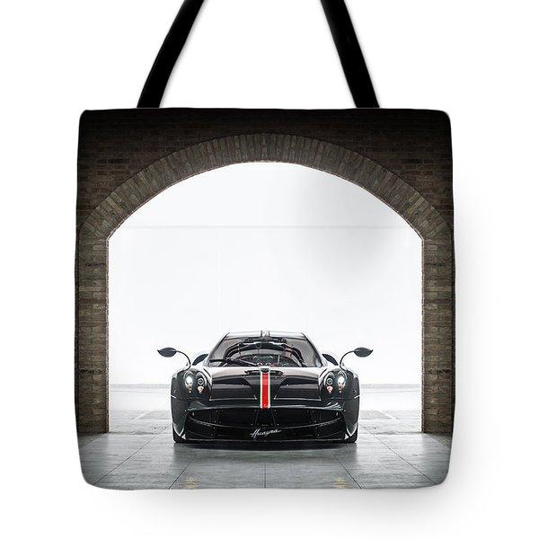 Pagani Huayra La Monza Lisa Tote Bag