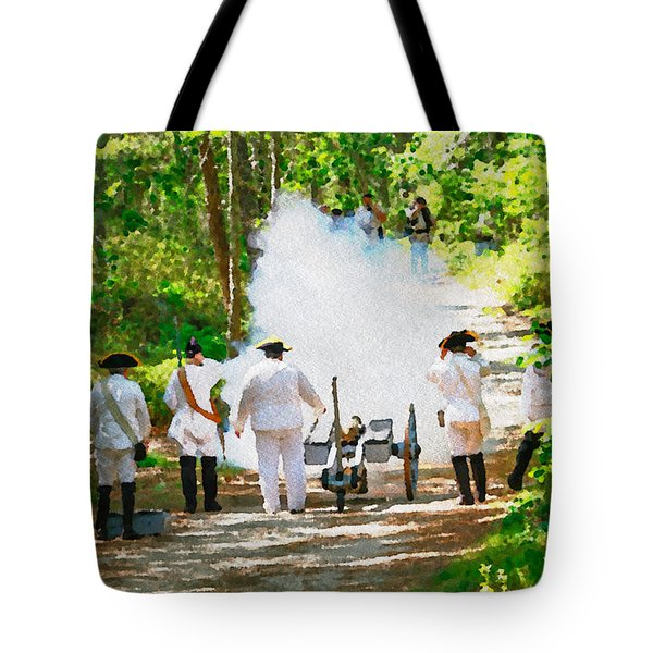 Page 10 Tote Bag