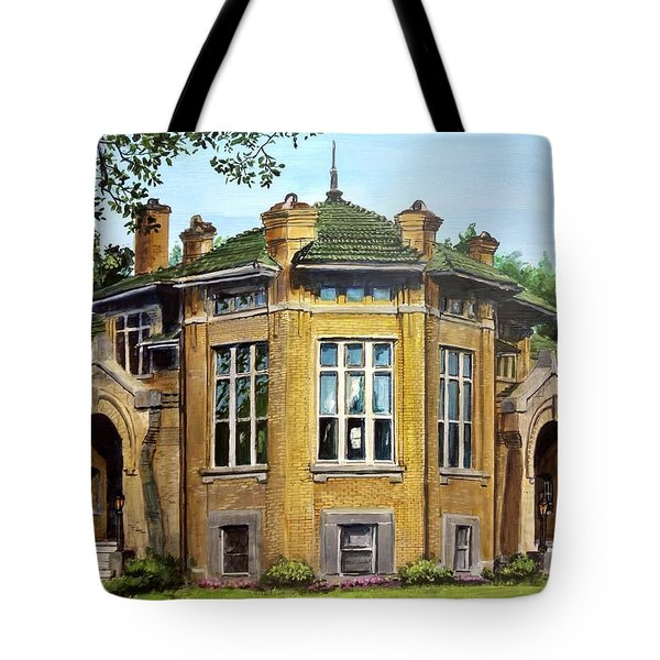 Page 45 Tote Bag