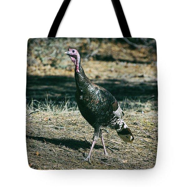 Pagosa Wild Turkey Tote Bag