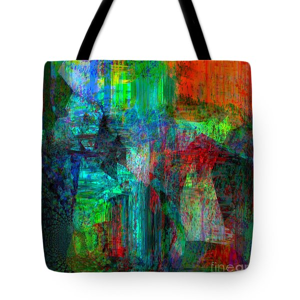 Pain Is Universal Tote Bag