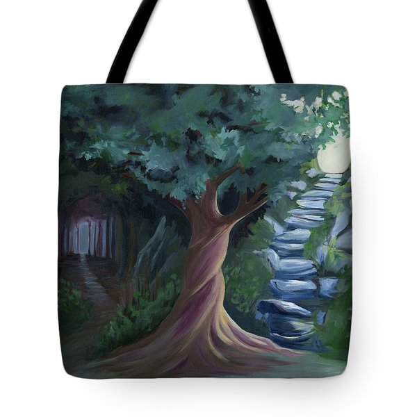 Pain To Gain Victory Tote Bag by Julie Short