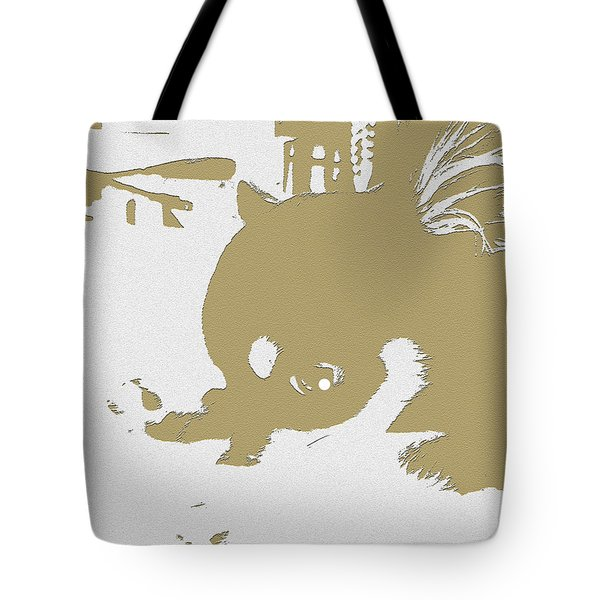 Cutie Tote Bag by Roro Rop