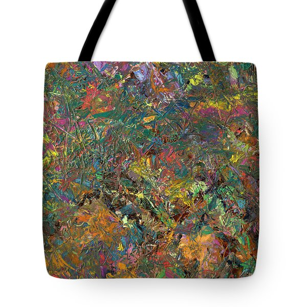 Paint Number 29 Tote Bag