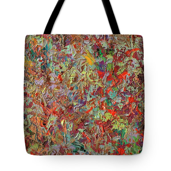 Paint Number 33 Tote Bag