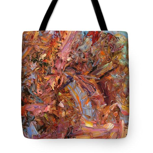 Paint Number 43b Tote Bag