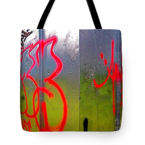 Paint Shed Tote Bag