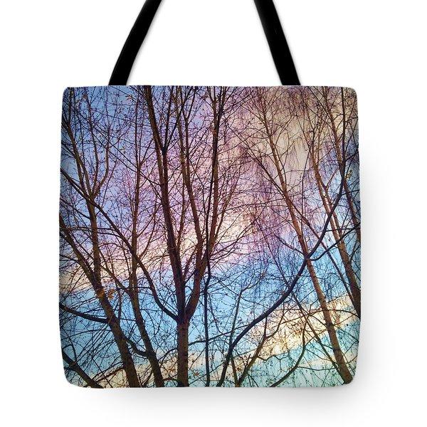 Paintbrush Tote Bag