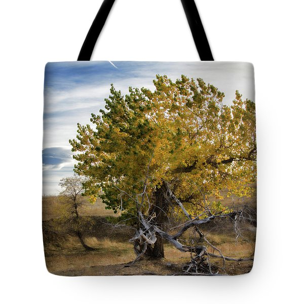 Painted By Nature Tote Bag