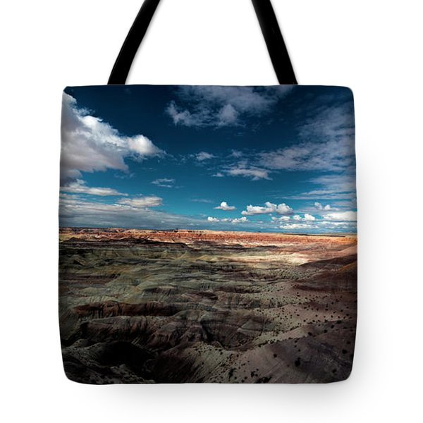 Painted Desert Tote Bag by Charles Ables
