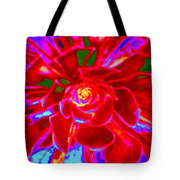 Carnival Colors Tote Bag
