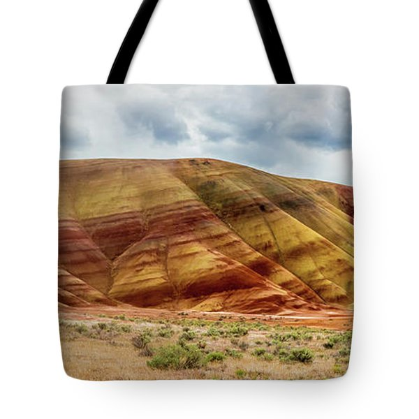 Painted Hills Panorama 2 Tote Bag