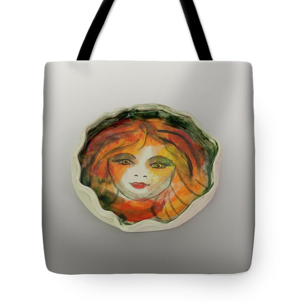 Painted Lady-1 Tote Bag