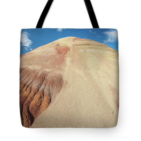 Tote Bag featuring the photograph Painted Mound by Greg Nyquist