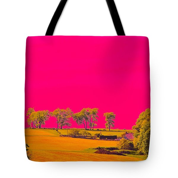 Painter Ridge Tote Bag by Gillis Cone