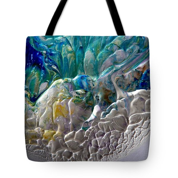 Painters Delite Tote Bag