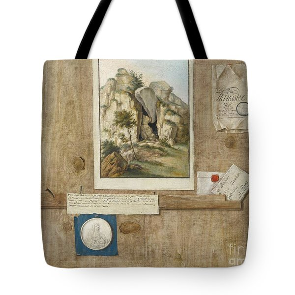 Painting And Other Paper Item Tote Bag