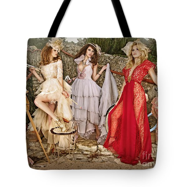 Tote Bag featuring the photograph Distill'd Rose by Gregg Cestaro