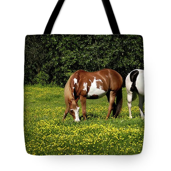 Paints N Buttercups 2 Tote Bag