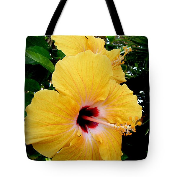 Pair Of Beauties Tote Bag