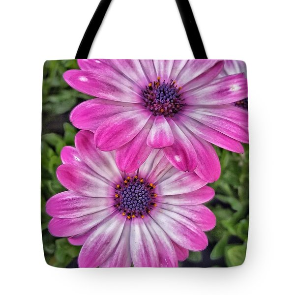 Pair Of Daisys Tote Bag