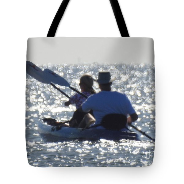 Paired Well Tote Bag