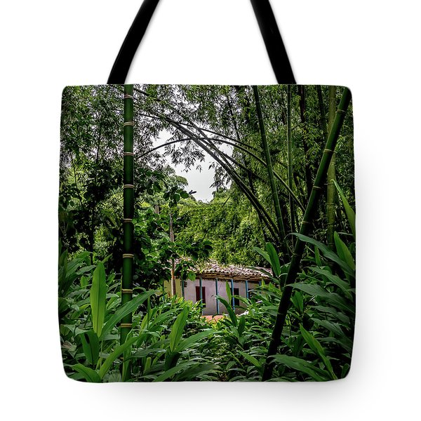 Paiseje Colombiano #10 Tote Bag