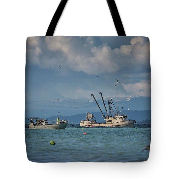 Pakalot Tote Bag by Randy Hall