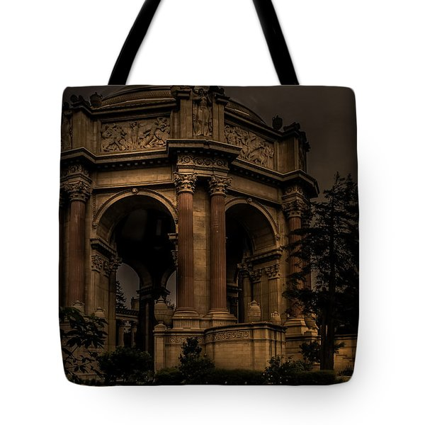 Tote Bag featuring the photograph Palace Of Fine Arts - San Francisco by Ryan Photography