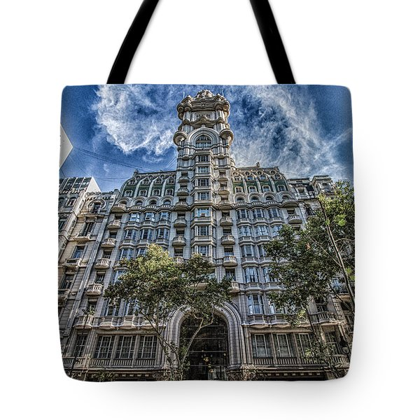 Palacio Barolo, Buenos Aires, Argentina Tote Bag